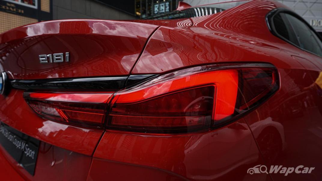2020 BMW 2 Series 218i Gran Coupe Exterior 051