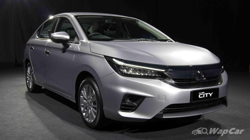 All-new 2020 Honda City received 5,000 bookings since August 02