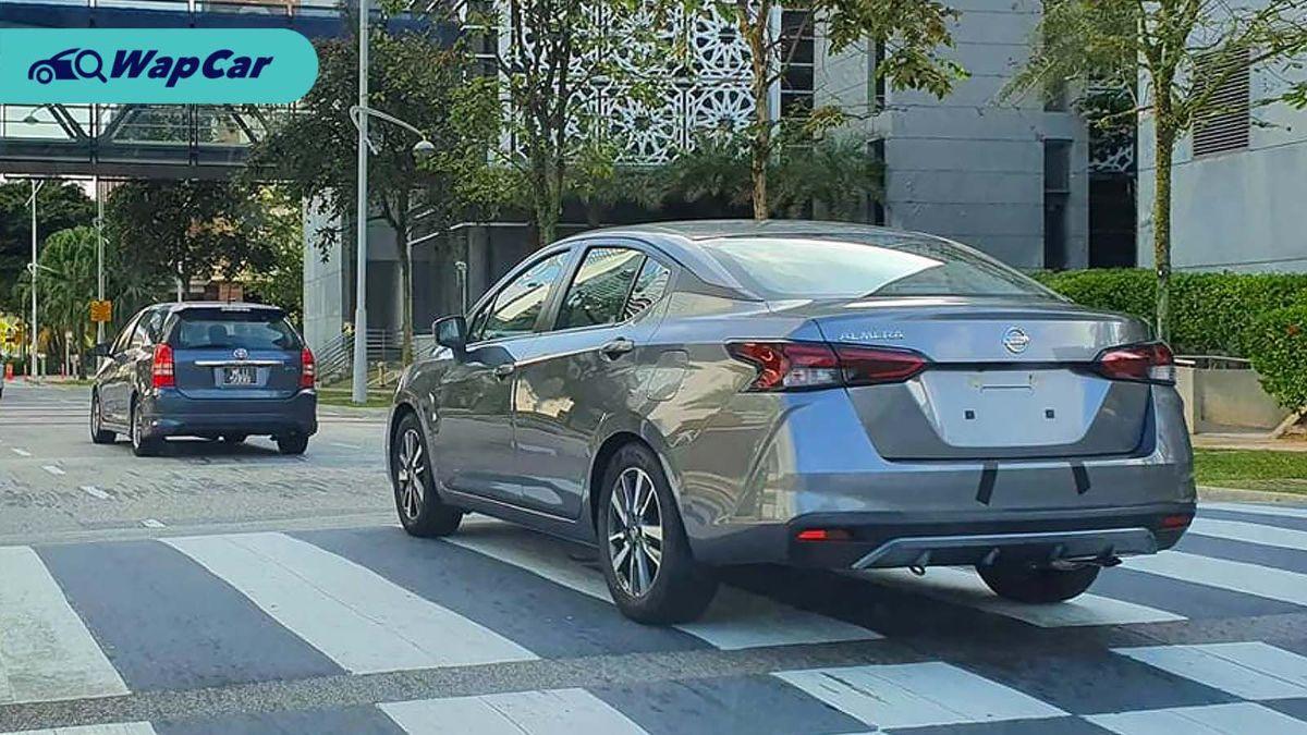 Intipan: Nissan Almera 2020 serba baru di jalanraya Malaysia! 01