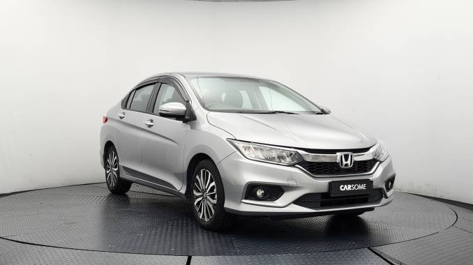 2017 Honda CITY V I-VTEC 1.5