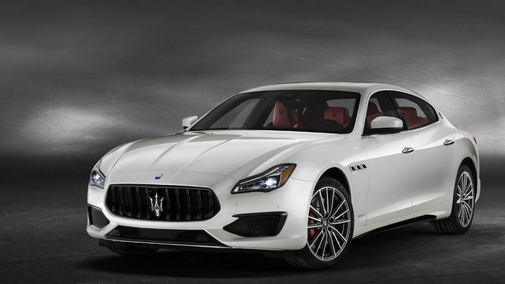 Maserati Quattroporte (2019) Exterior 001