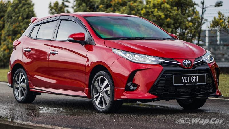 2021 Toyota Yaris facelift coming to Malaysia - can it ...