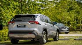 2020 Toyota RAV4 2.5L Exterior 004