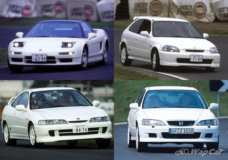 The Type R few remember – Honda Accord Type R 02