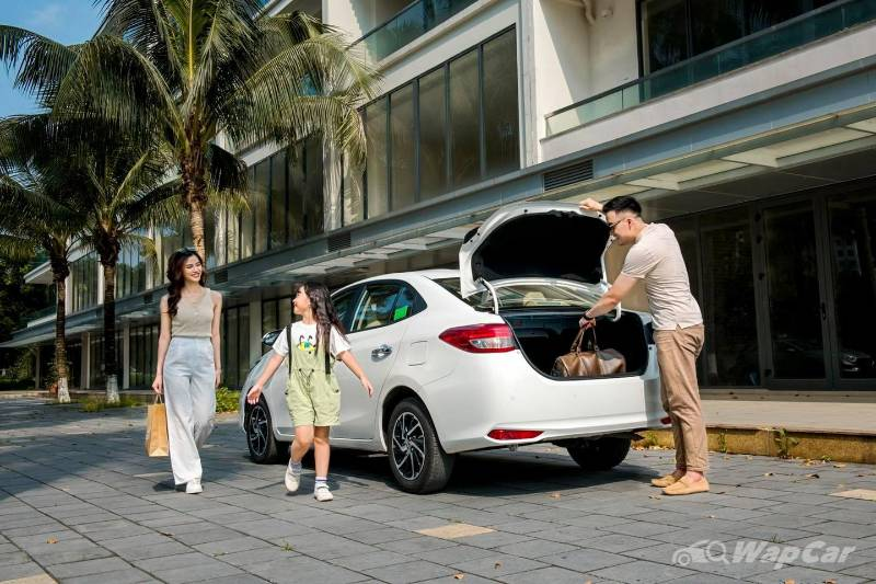 Toyota Vios outsold Honda City 6x in Vietnam in August 2021, nearly 50% market share 02