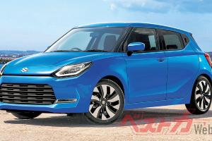 All-new 5th-generation Suzuki Swift could debut next year