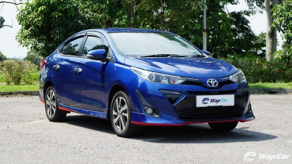 2019 Toyota Vios 1.5G Exterior 061