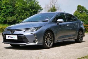 Ratings: 2020 Toyota Corolla Altis 1.8G - Excellent score in comfort, 173/250 overall