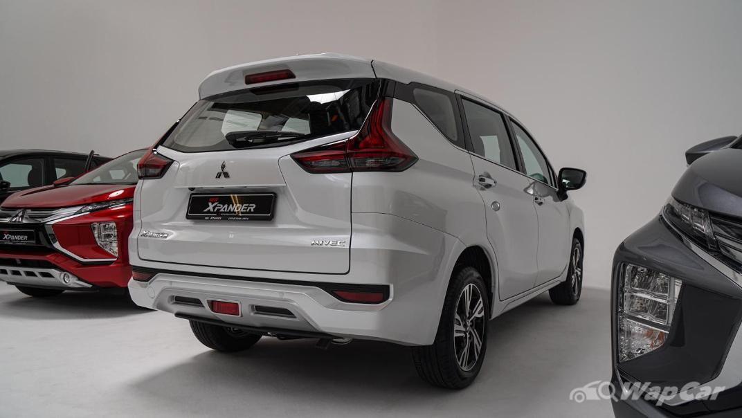2020 Mitsubishi Xpander 1.5 L Exterior 008