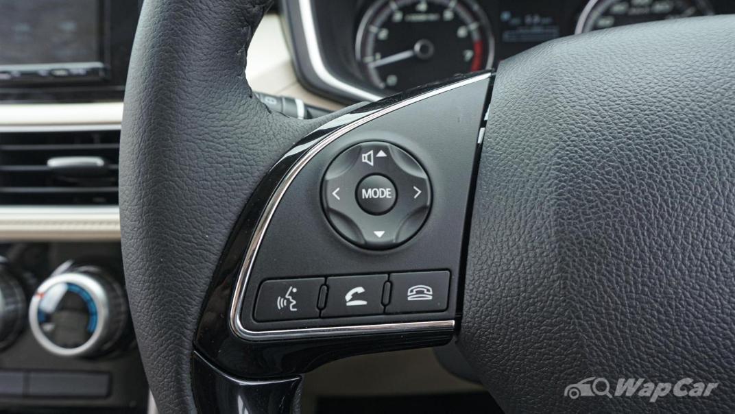 2020 Mitsubishi Xpander Upcoming Version Interior 021