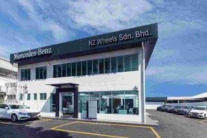 NZ Wheels adds an outlet in Setapak