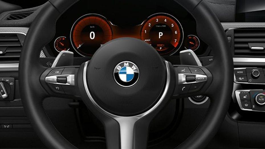 BMW 4 Series Coupe (2019) Interior 002