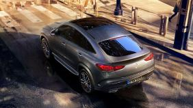 2020 Mercedes-Benz GLE 450 4Matic Coupe Exterior 005