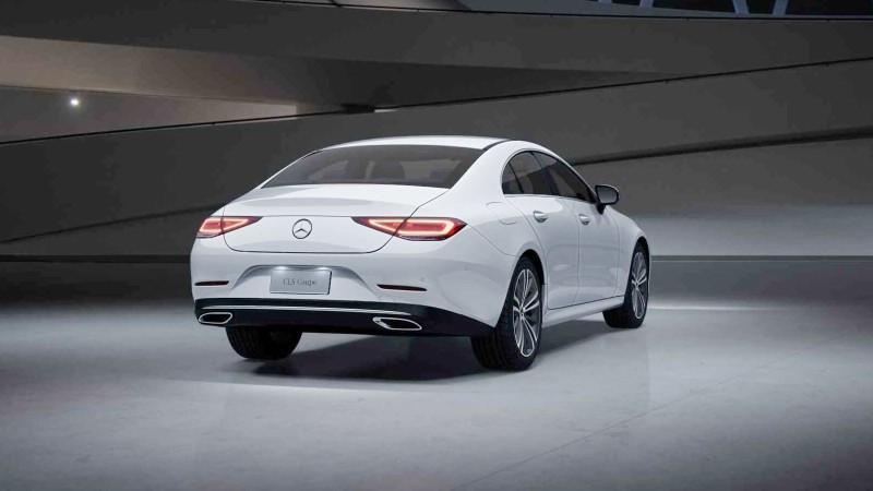 The Mercedes-Benz CLS 260 is so stylish, there's little left for power – 1.5L turbo, 184 PS 02