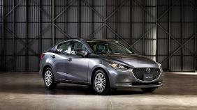 2020 Mazda 2 Sedan Public Exterior 001