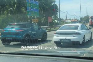 Spied: Citroen DS3 Crossback and Peugeot 508 spied together - to launch this year?