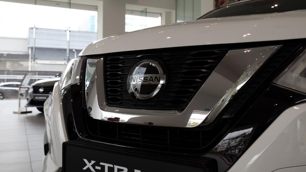 2019 Nissan X-Trail 2.5 4WD Exterior 012