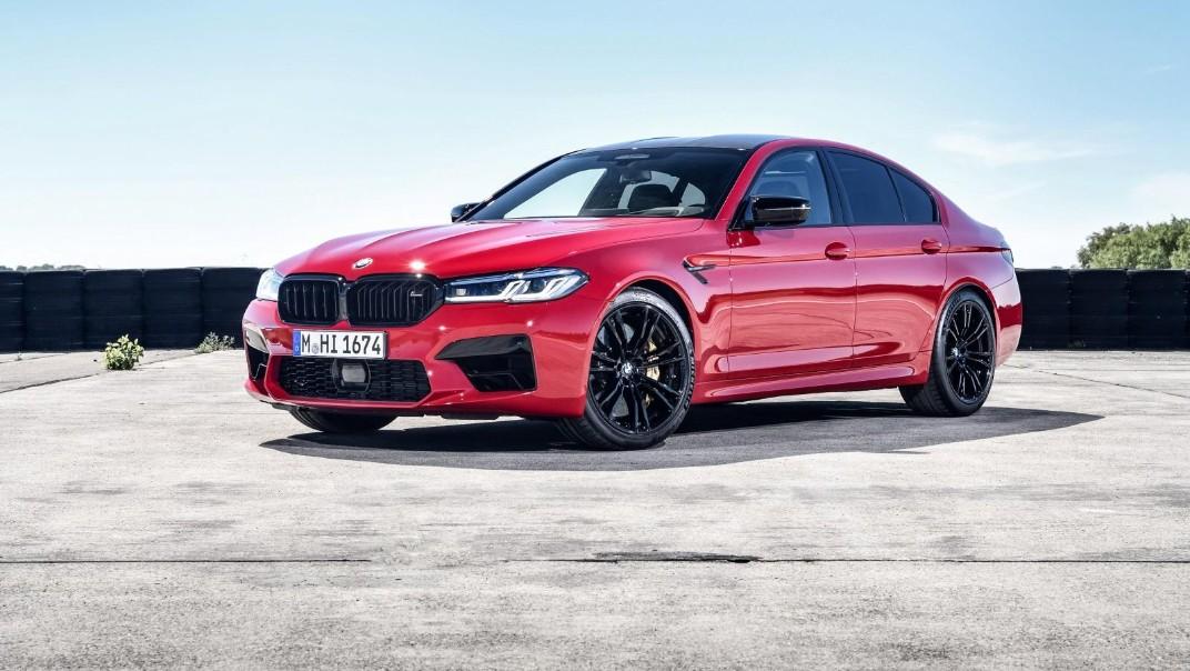 2020 BMW M5 Exterior 071