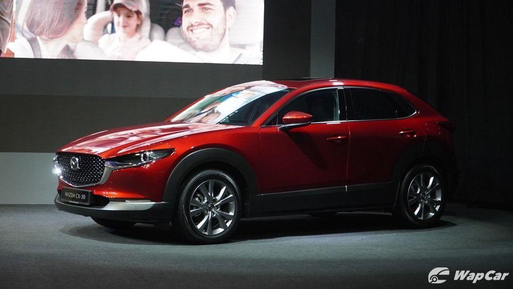 2020 Mazda CX-30 Exterior 001