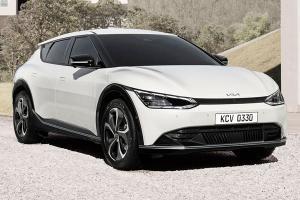 Kia EV6 revealed, first dedicated EV from Kia