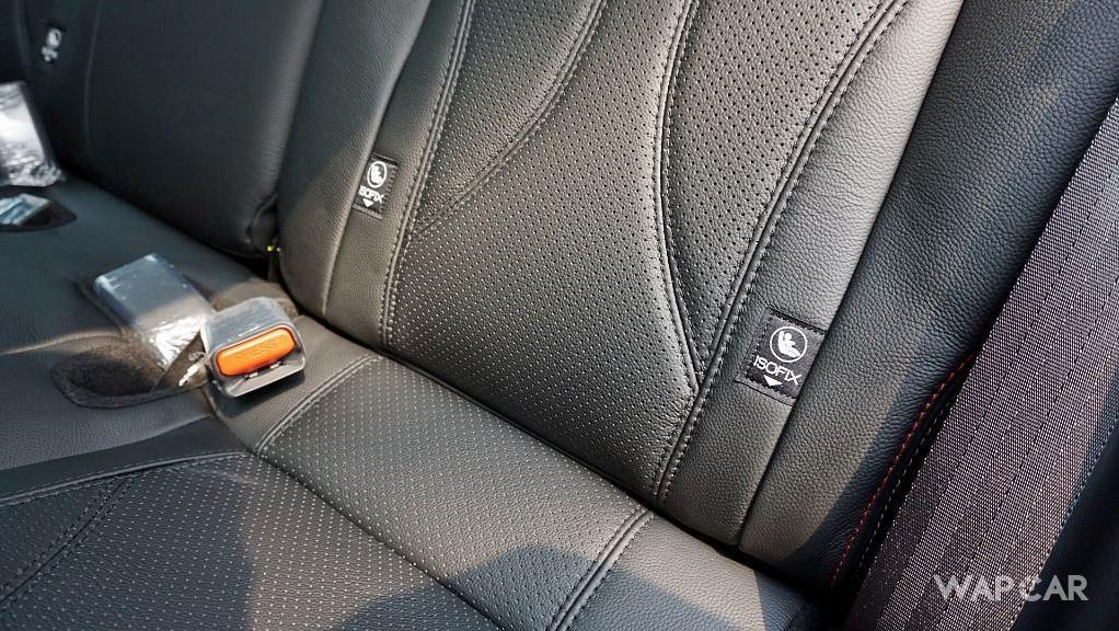 Perodua Myvi (2018) Interior 032