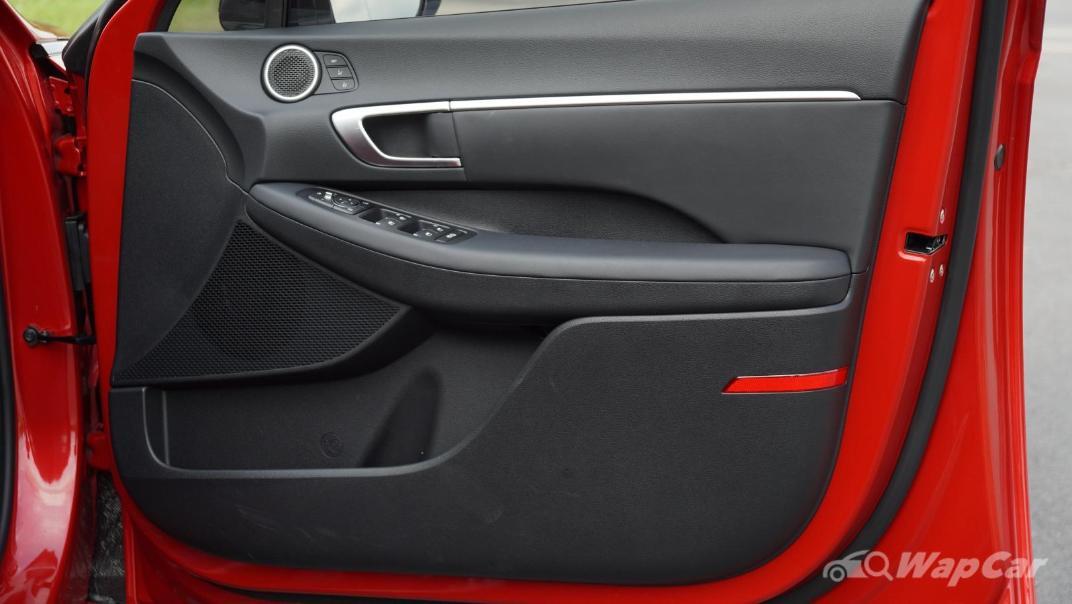 2020 Hyundai Sonata 2.5 Premium Interior 043