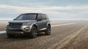 Land Rover Discovery Sport (2017) Exterior 003