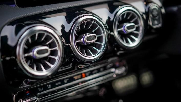 2019 Mercedes-Benz AMG A-Class A35 Interior 006