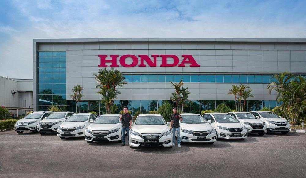 Honda Malaysia to hit 900,000 cumulative unit sales, giving away nine cars  01