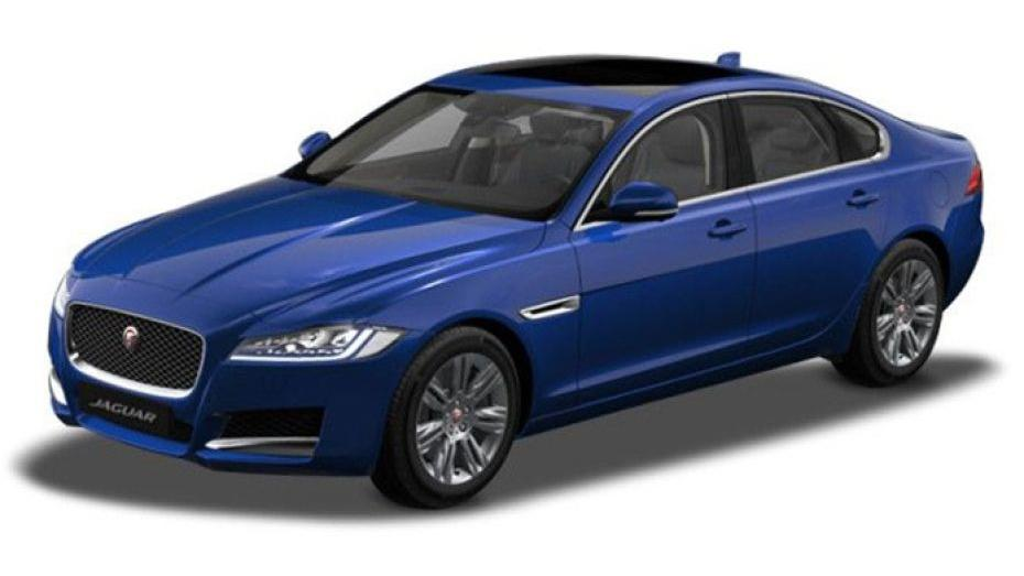 Jaguar XF (2017) Others 001