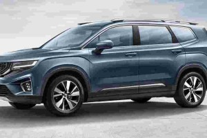 Geely Haoyue - Proton's first 7-seater SUV?