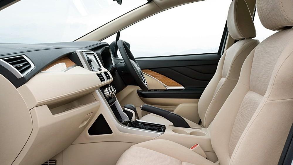 2020 Mitsubishi Xpander Upcoming Version Interior 005