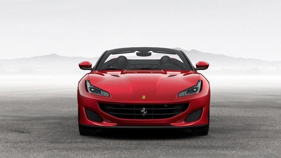 Ferrari Portofino (2017) Exterior 010