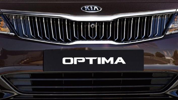 Kia Optima (2018) Exterior 008