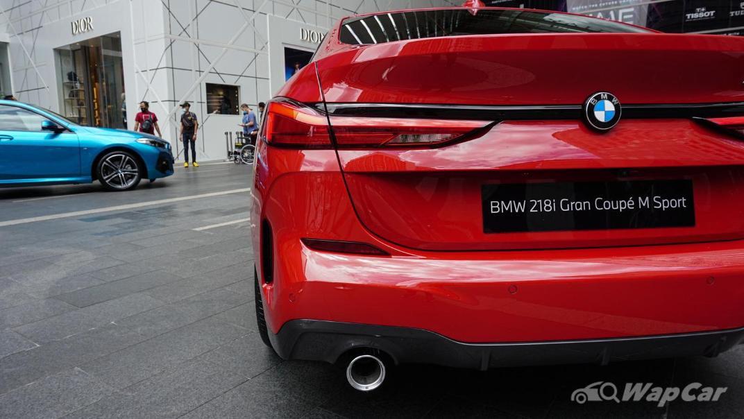 2020 BMW 2 Series 218i Gran Coupe Exterior 042