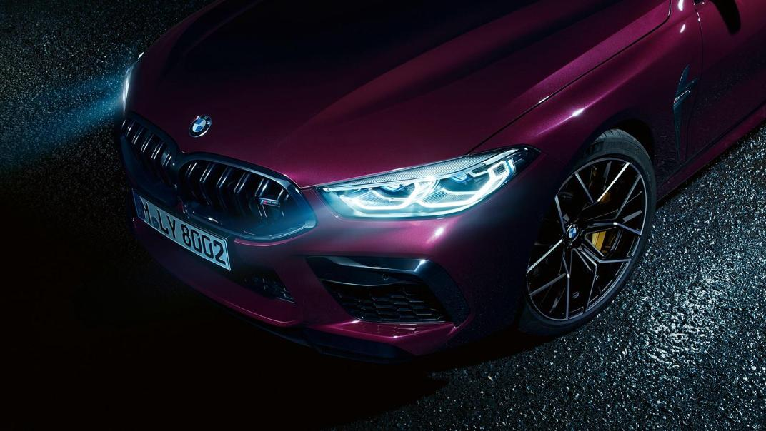 2020 BMW M850i xDrive Gran Coupe Exterior 020