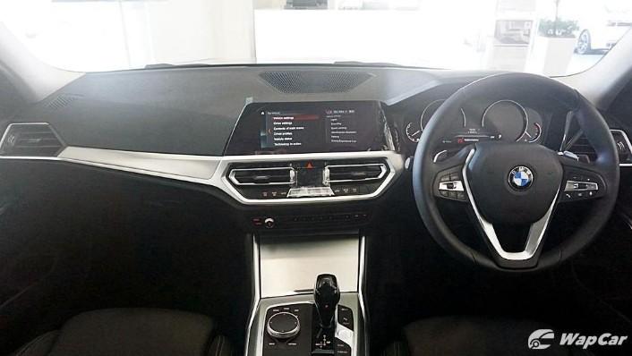 2020 BMW 3 Series 320i Sport Interior 001