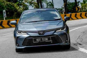 Toyota Corolla Altis'TNGA platform, what is it and does it make any difference?