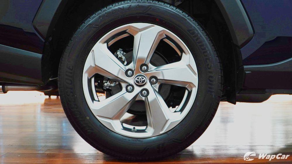2020 Toyota RAV4 2.5L Exterior 116