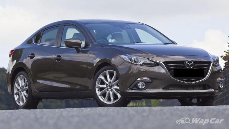 Mazda 3 terpakai vs Honda City RS baru untuk RM 100k, yang mana lebih berbaloi? 02