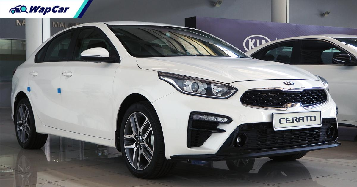 Want to stand out? Get this 2020 Kia Cerato, last unit left, yours for RM 129k 01