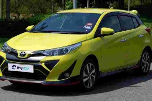 Review: 2019 Toyota Yaris – the best of both worlds in 1 interesting package