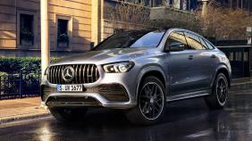 2020 Mercedes-Benz GLE 450 4Matic Coupe Exterior 001