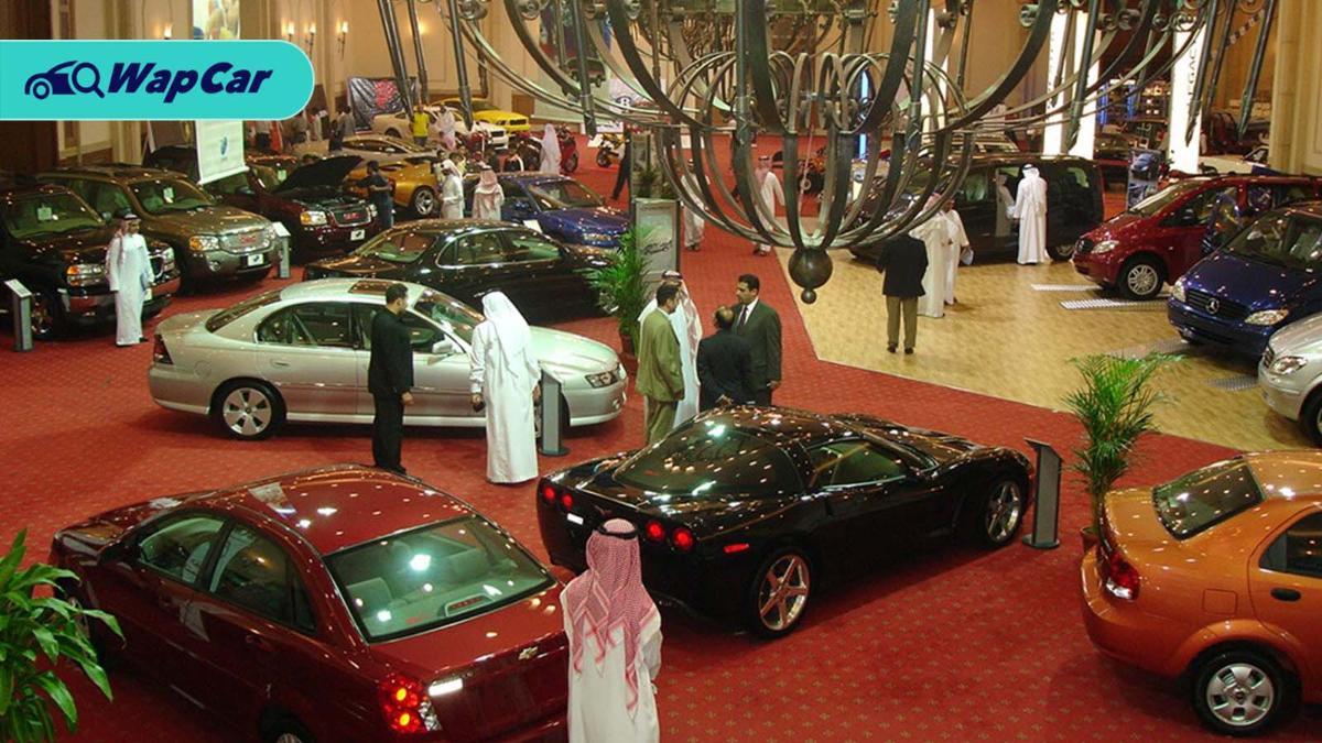 Oil-rich Saudi Arabia bans 16 carmakers for failing fuel standards 01
