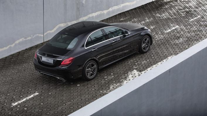 2020 Mercedes-Benz C-Class C 200 AMG Line Exterior 005