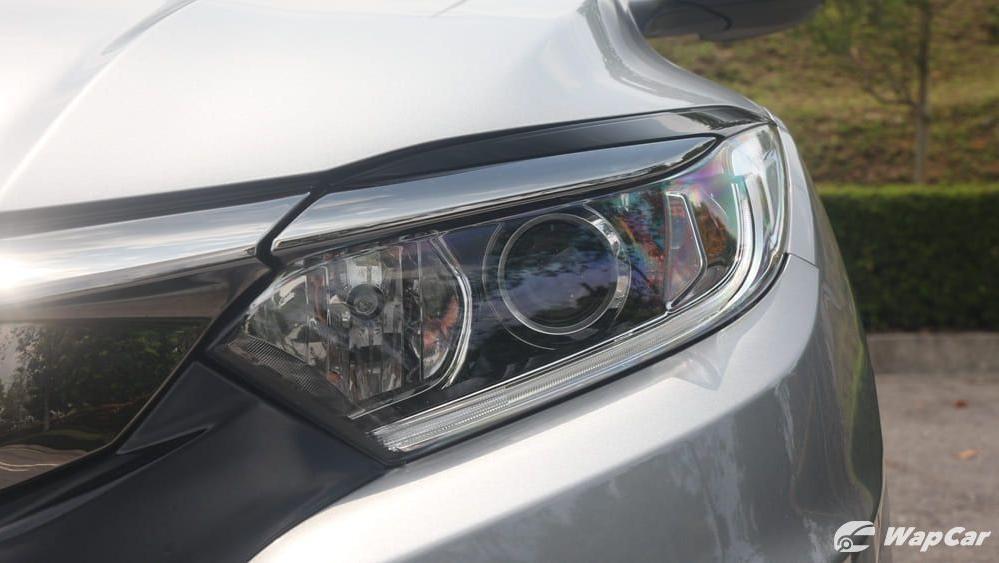2019 Honda HR-V 1.5 Hybrid Exterior 037
