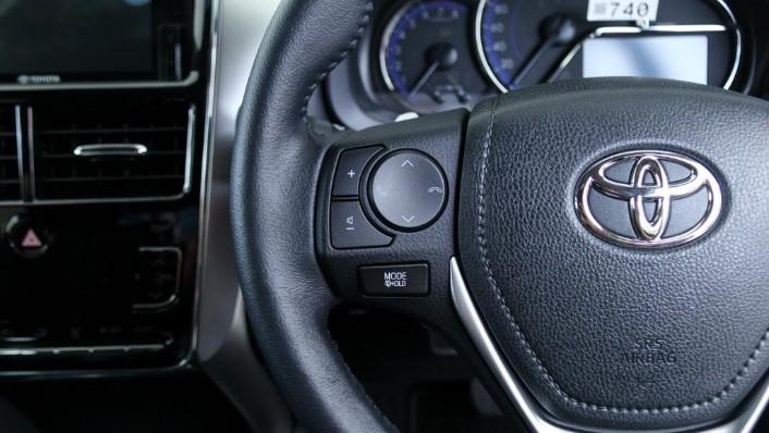 2019 Toyota Vios 1.5G Interior 004