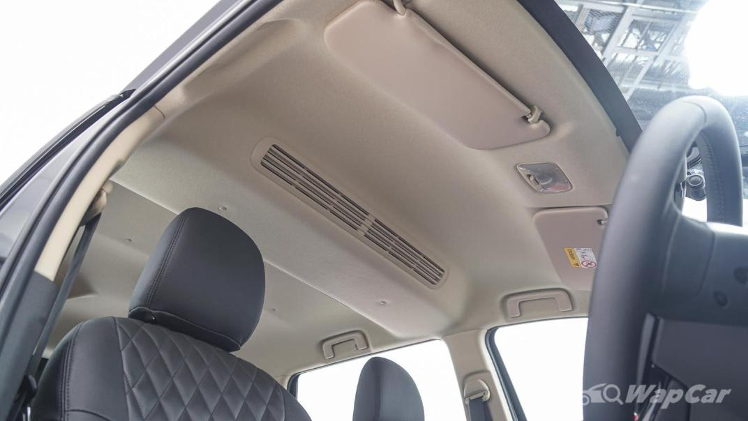 2020 Mitsubishi Xpander 1.5 L Interior 052