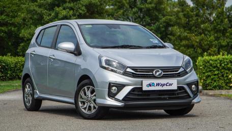 2019 Perodua Axia AV 1.0 AT Price, Reviews,Specs,Gallery In Malaysia | Wapcar