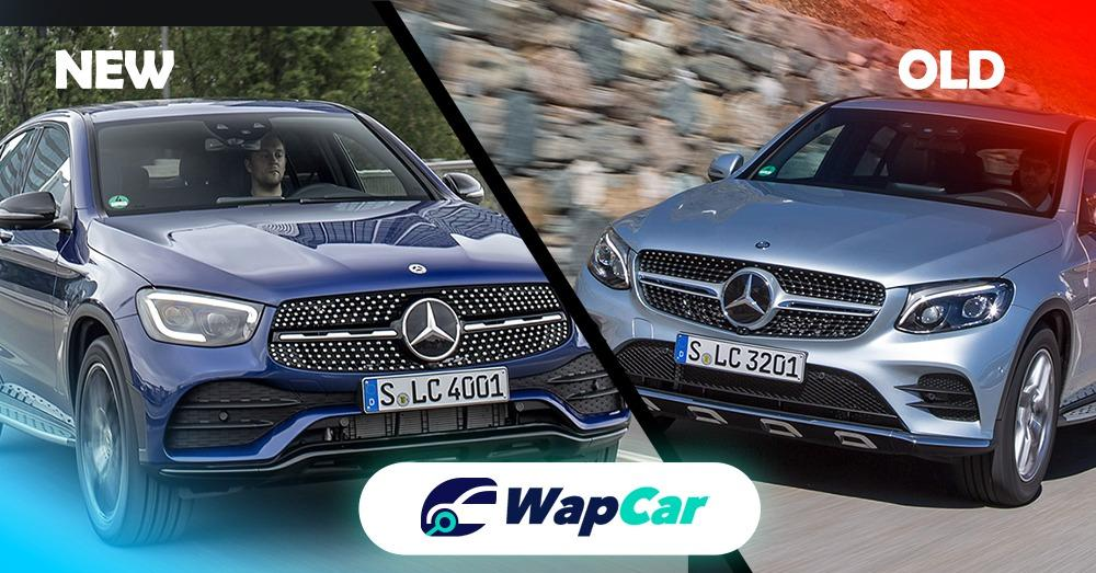 Mercedes-Benz GLC Coupe facelift – so what has changed? 01